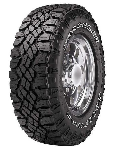 Легковая шина Good Year Wrangler Duratrac 255/55 R20 110Q
